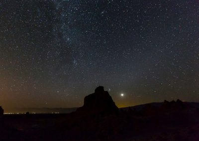 trona pinnacles planet rise